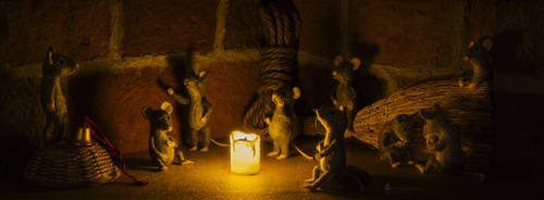 The Council of Mice by Photometheus