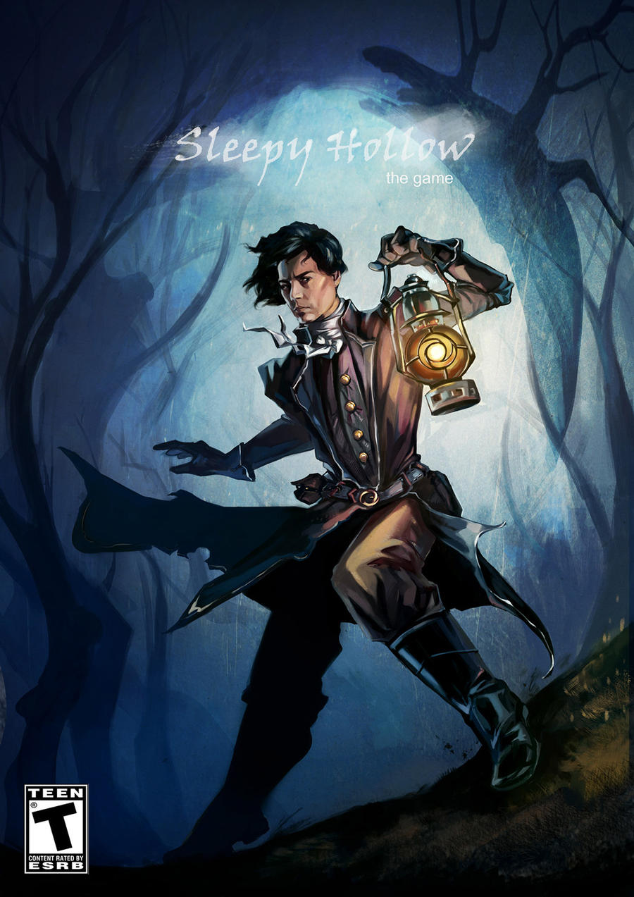 Sleepy Hollow by Lapponia