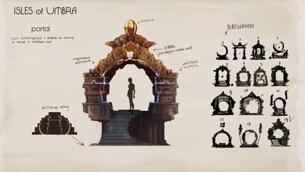 Portal design by Lapponia