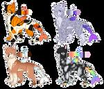 Mercat Adopts #2 [ open ] by XechiiAdopts