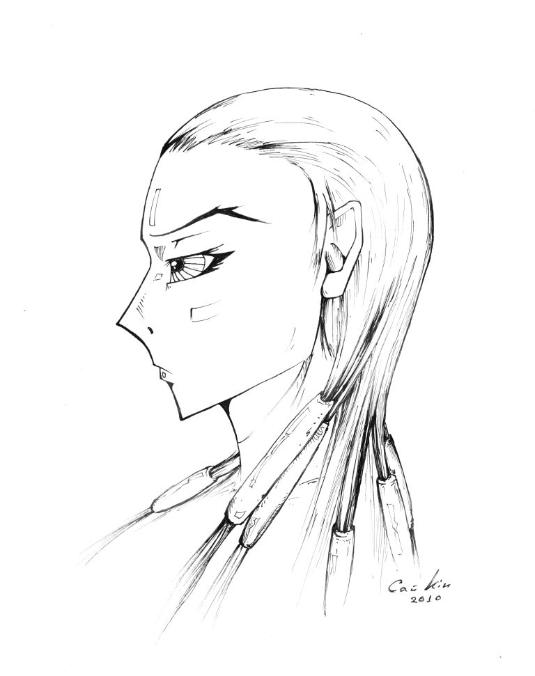 Cybergurl by sai-kin