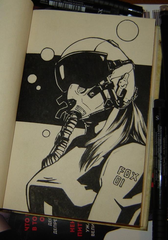 Space hunter by sai-kin