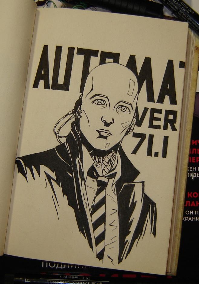 Automatic human by sai-kin