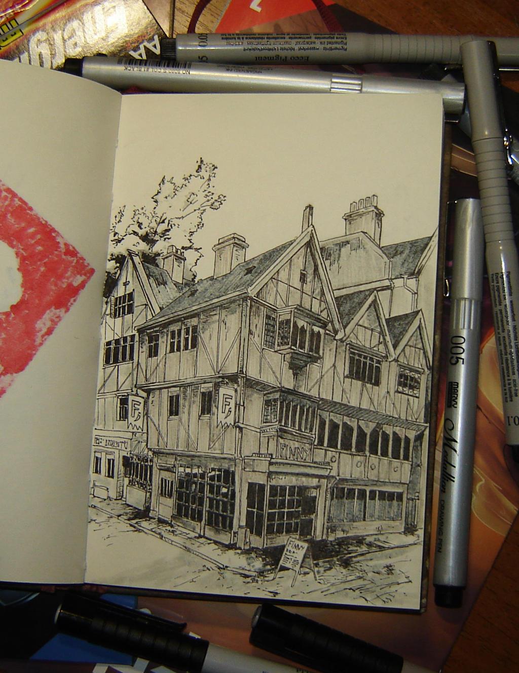 Old house by sai-kin