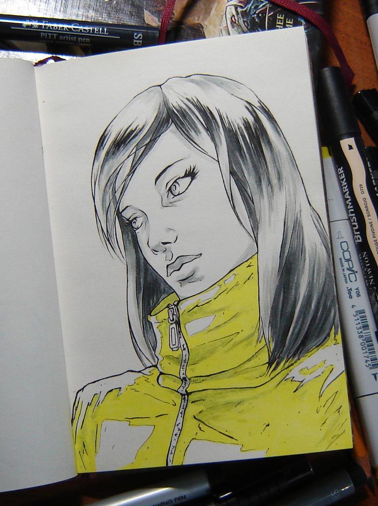 Winter girl 05 by sai-kin