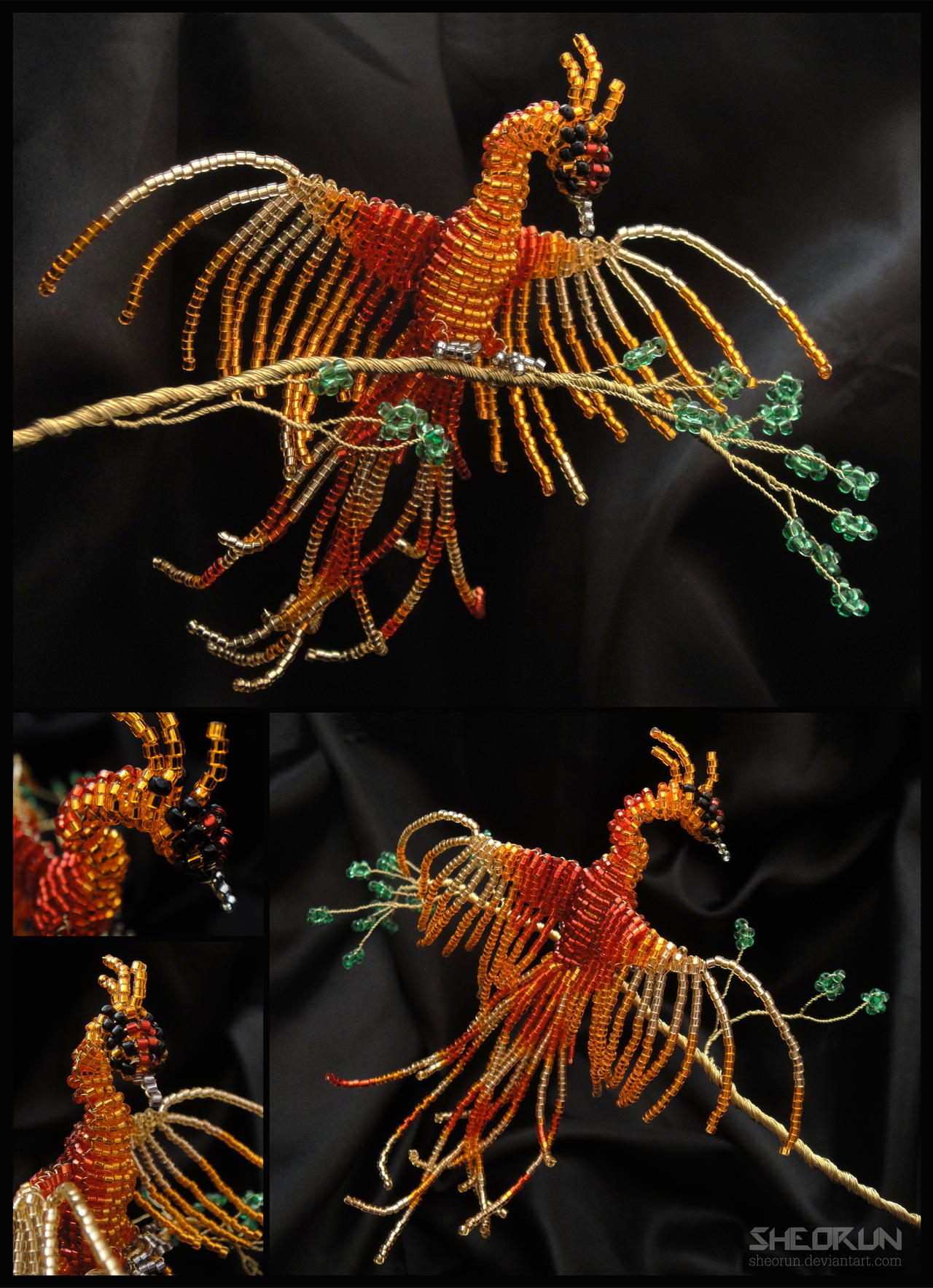 Phoenix by sheorun