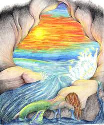 A Mermaids Peace