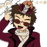 lousy joui, happy birthda y by ade092