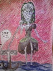 Amazon Wraith doodle