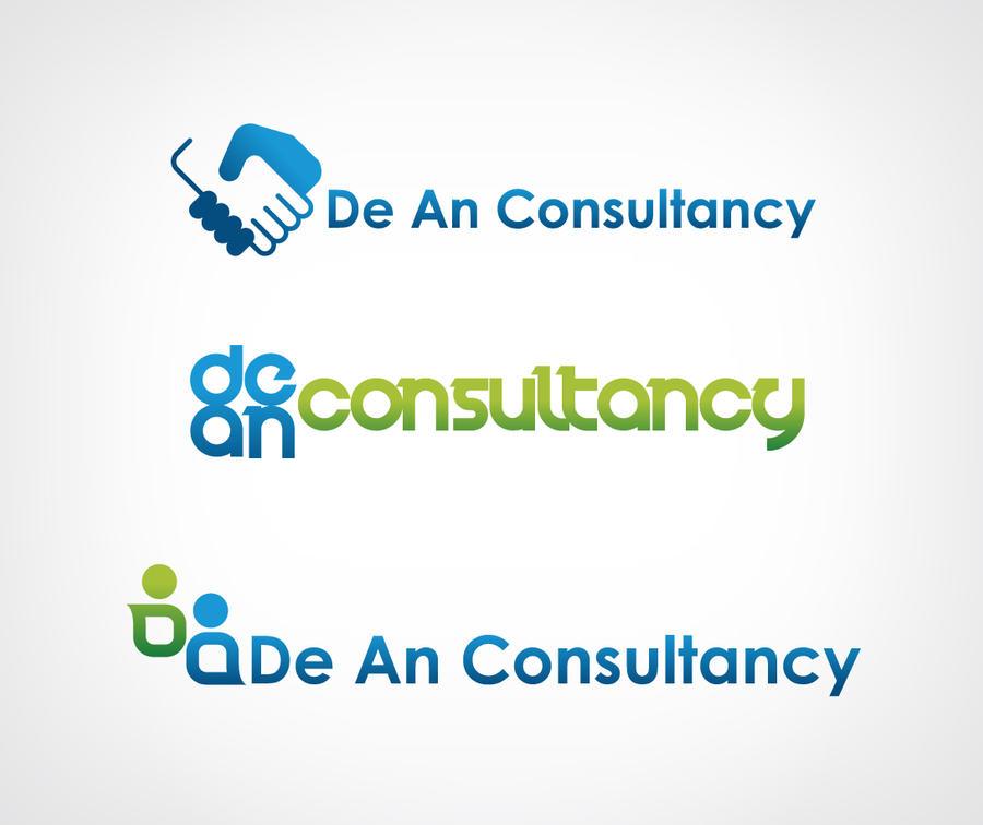 De an consultancy logo design by chris11art on deviantart for Design and consultancy