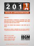 Convite Fim de Ano - IBGM