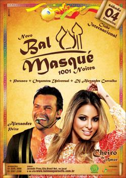 Flyer - Balmasque 2012