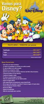 Newsletter PontesTur - Disney