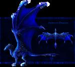 [CLOSED] $.Sapphire.$ - Gem Dragon for Sale!