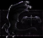 [CLOSED] $.Obsidian.$ - Gem Dragon for Sale!