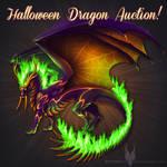 Halloween Dragon Auction! [CLOSED]