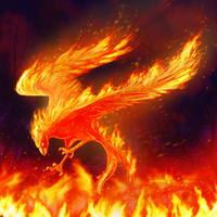 Phoenix by Diterkha