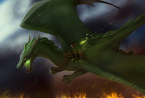 To the battle! by Diterkha