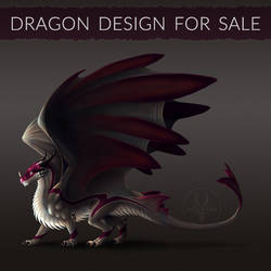 [CLOSED] Dragon design for sale! #3 by Diterkha