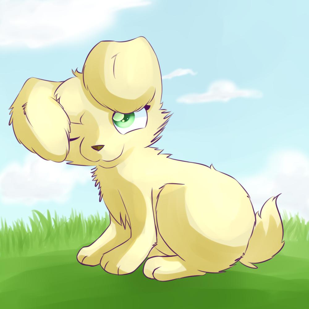 Random dog by Heise-kun