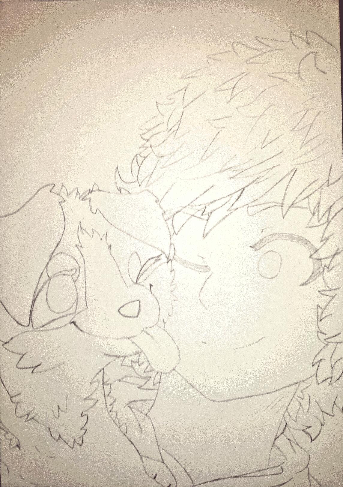 Woof woof by Heise-kun