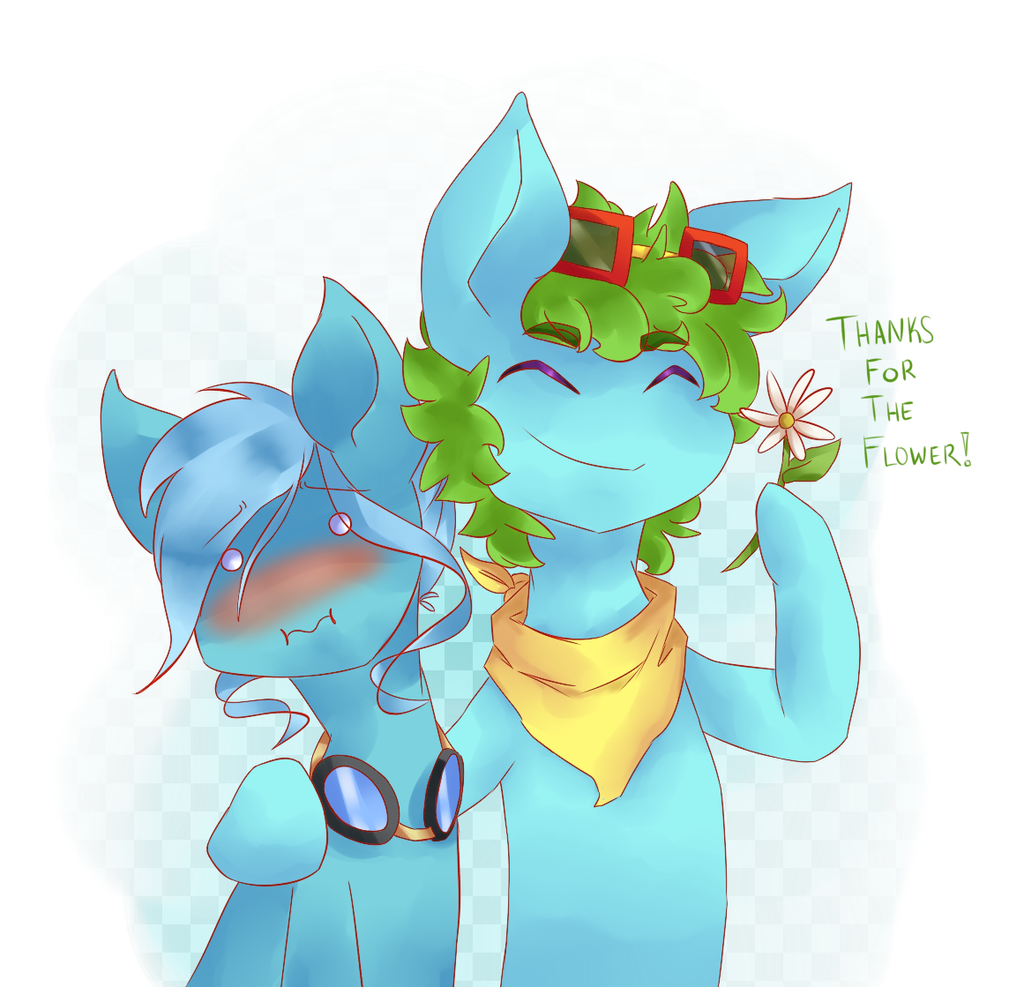 Thanks! by Heise-kun