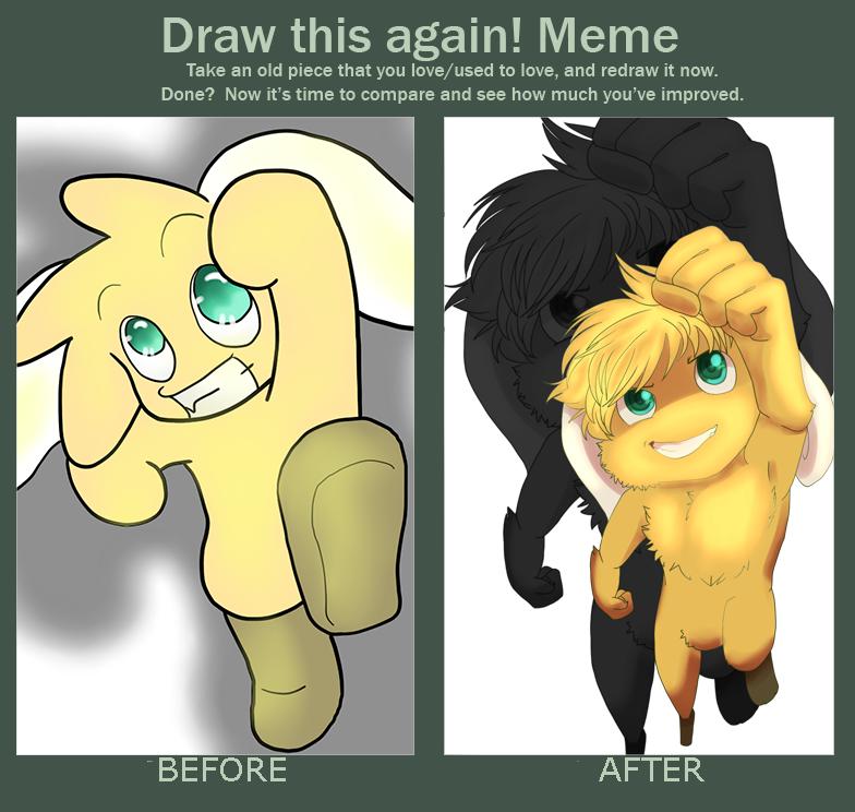 Draw it again! - Jump by Heise-kun