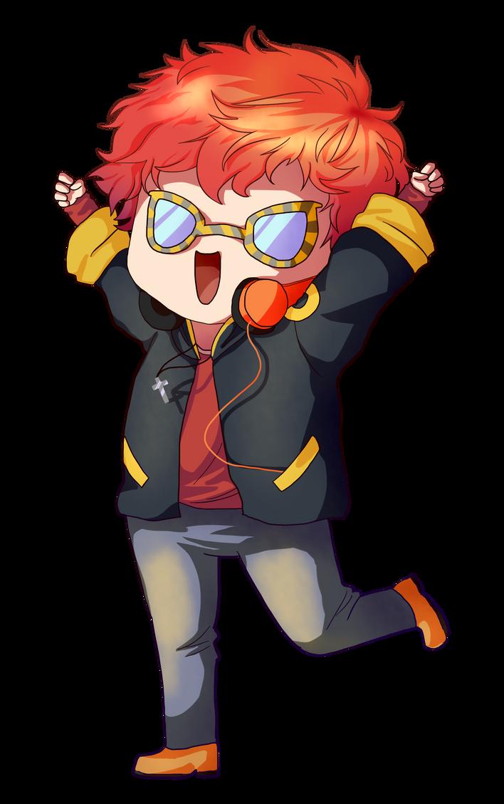 Defender of Justice by Heise-kun
