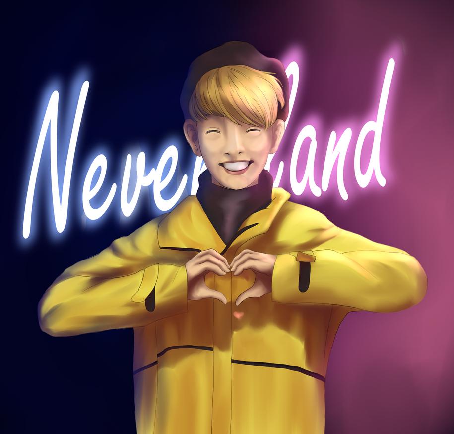 Neverland by Heise-kun