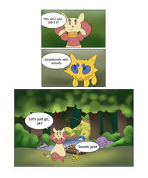 .:Team Tranquillity:. Mission 4 End Comic by Heise-kun