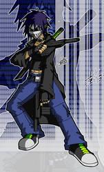 Stealth Zero by PoisonRemedy