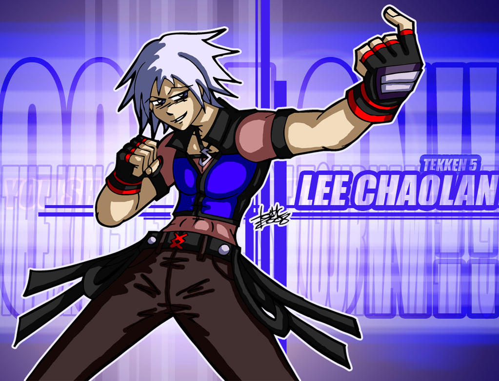 :Lee Chaolan: by PoisonRemedy