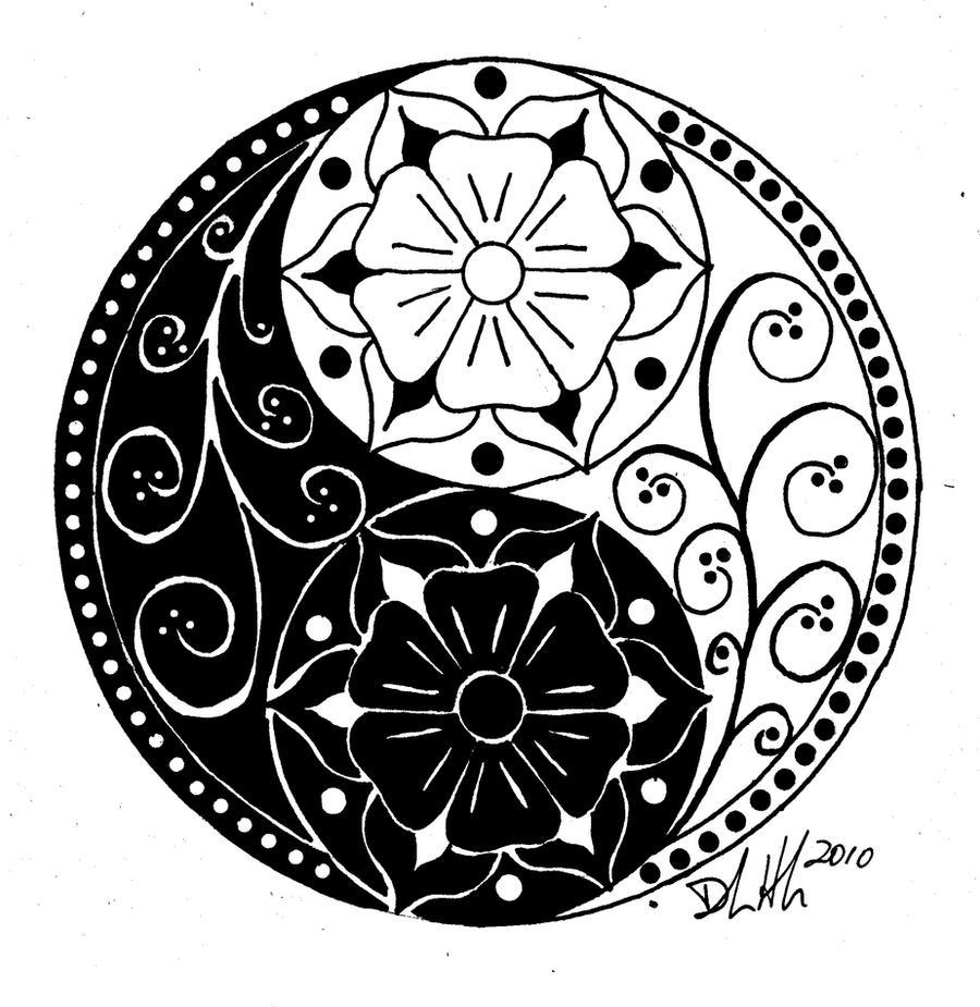 ying yang yo coloring pages - photo#24