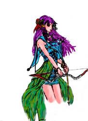 manga girl  fantazy