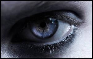 grey eyes by tieumagame