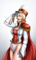 Power Girl by gekonum