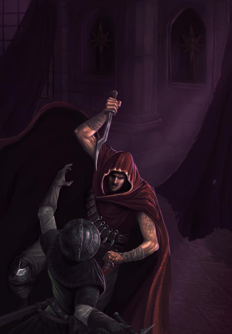Knives in the Dark by BillingslyN