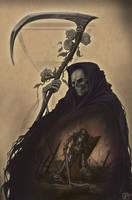 Don't fear the Reaper (Not Yet) by BillingslyN