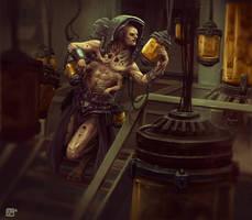 Kyril: Chimera-Savant by BillingslyN