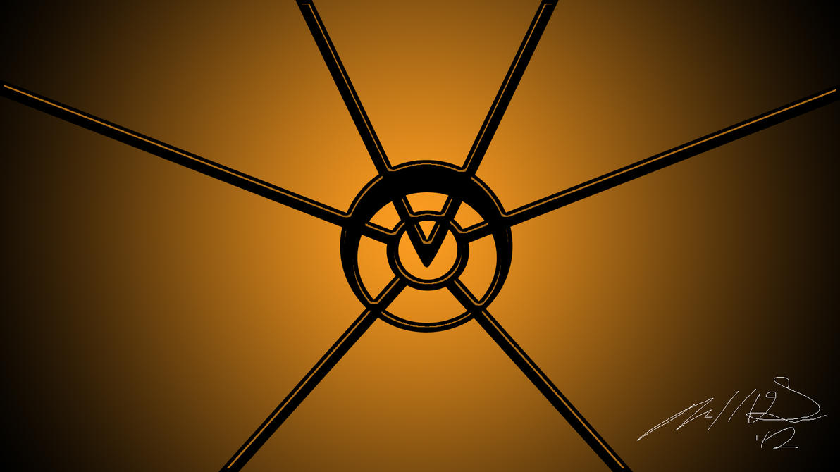 Orange lantern corps wallpaper - photo#13