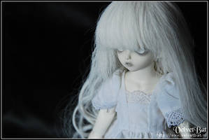 Little Ghostly Girl 2 by VelvetBat