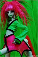 Alien from Cyberspace 001 by VelvetBat