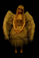 Christmas Angel by VelvetBat