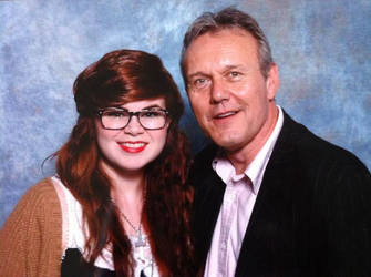 Anthony Head and Myself =^.^= by jesscoleman94