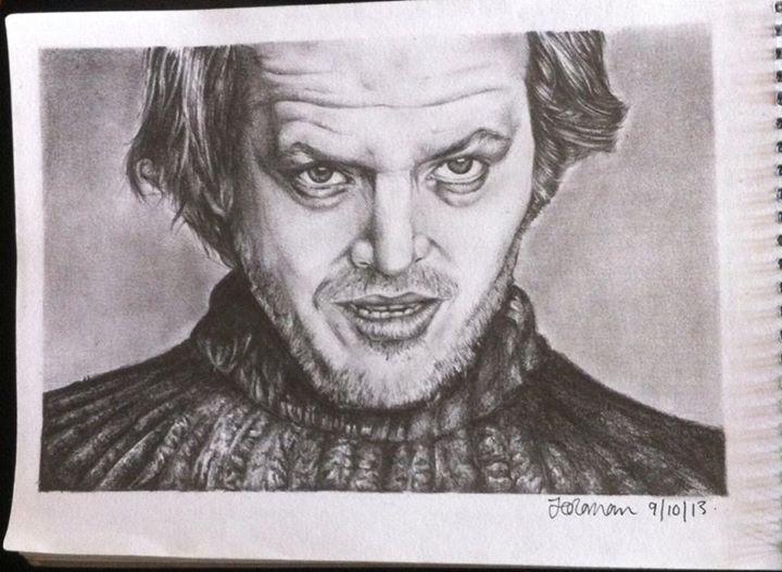 Jack Nicholson by jesscoleman94