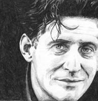 Gabriel Byrne by StarryAugen