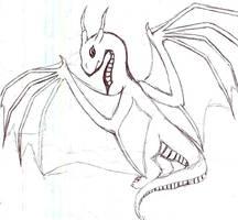 Happy Dragon by tranquillitystar