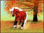 Runnin' In The Red Field