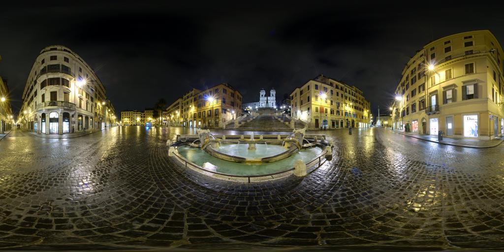 Piazza di Spagna 360x180 by immauss
