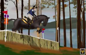 On The Bonnie Banks - Loch Lomond Horse Trials